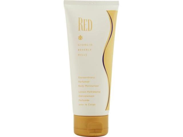 Red By Giorgio Beverly Hills Body Lotion 6.7 Oz For Women