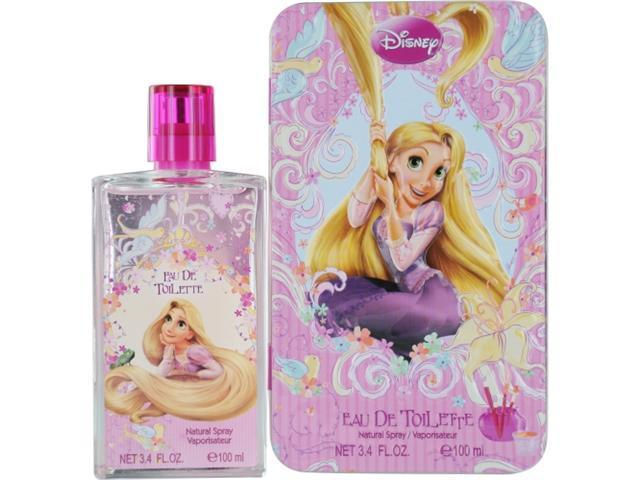 Tangled Rapunzel By Disney Edt Spray 3.4 Oz For Women
