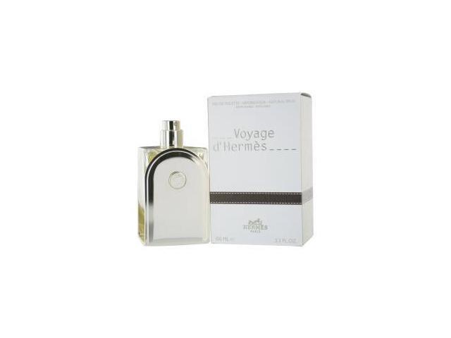Voyage D'Hermes - 3.3 oz EDT Spray (Refillable)