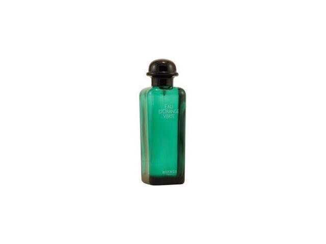 Hermes D'Orange Vert by Hermes Eau De Cologne Spray 3.3 oz. (Unboxed) for Men