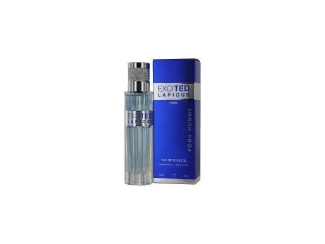 Excited by Ted Lapidus EDT Spray 1 oz. for Men