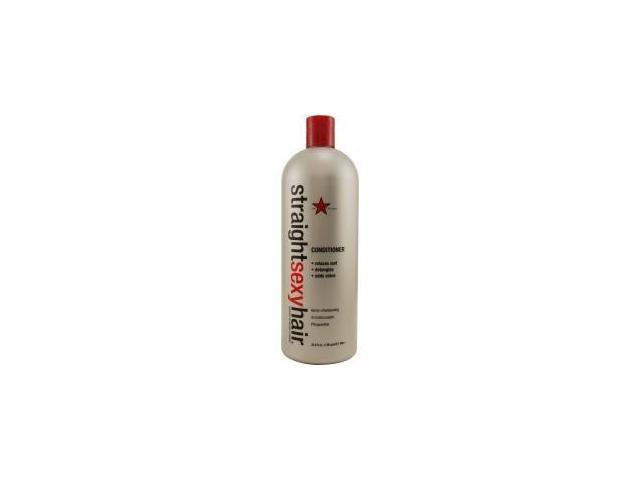 Straight Sexy Hair Conditioner 33.8 oz