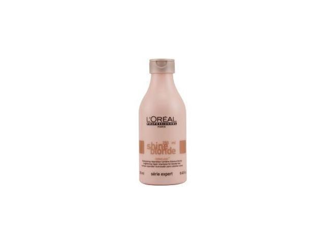 Serie Expert Shine Blonde Shampoo - 8.45 oz Shampoo