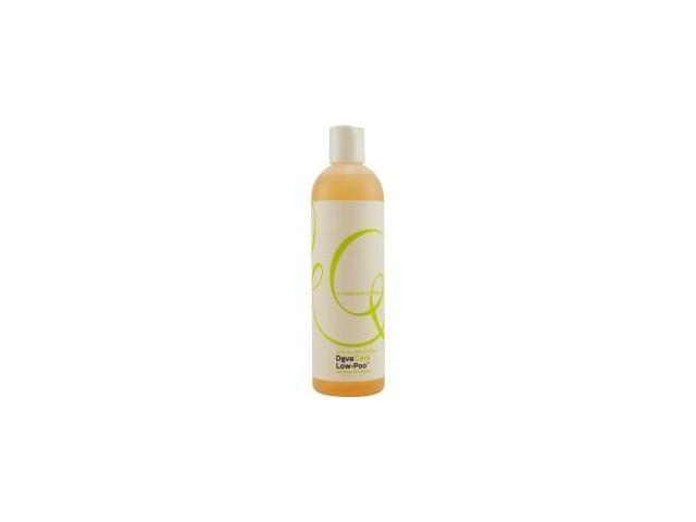 DevaCare Low-Poo No-Fade Mild Lather Cleanser - 12 oz Cleanser