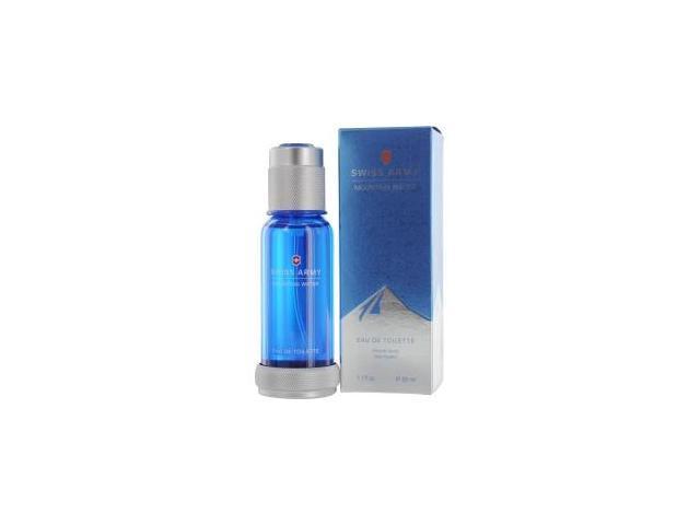 Swiss Army Mountain Water by Swiss Army EDT Spray 1.7 oz. for Men