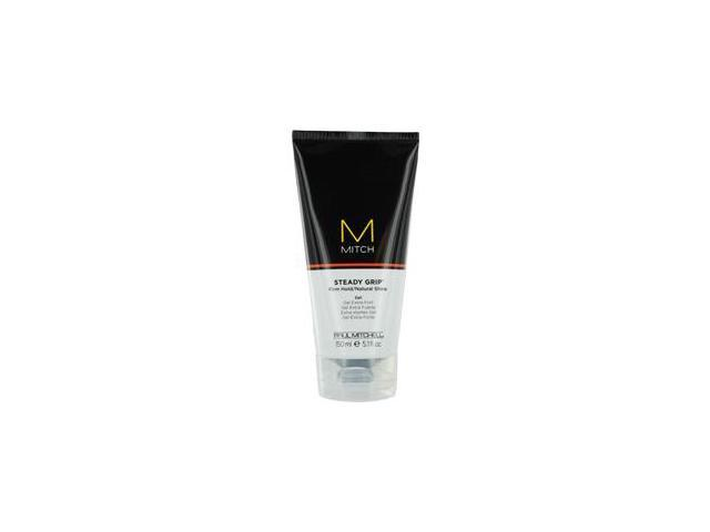 Paul Mitchell Men By  Mitch Steady Grip Firm Hold/Natural Shine Gel 5.1 Oz