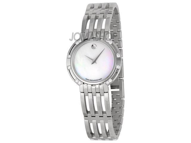 Movado Esperanza Diamond Ladies Watch 0605389