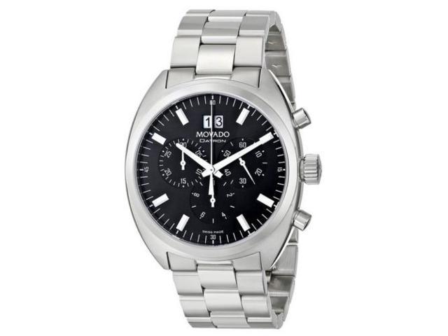 Movado Datron Chronograph Mens Watch 0606476