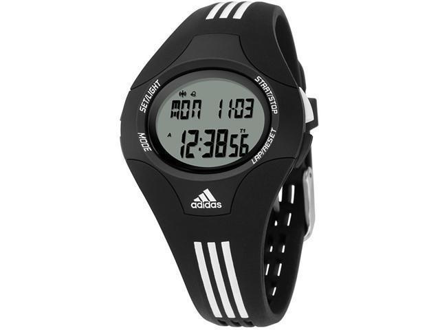 Adidas Black and White Polyurethane Watch ADP6008
