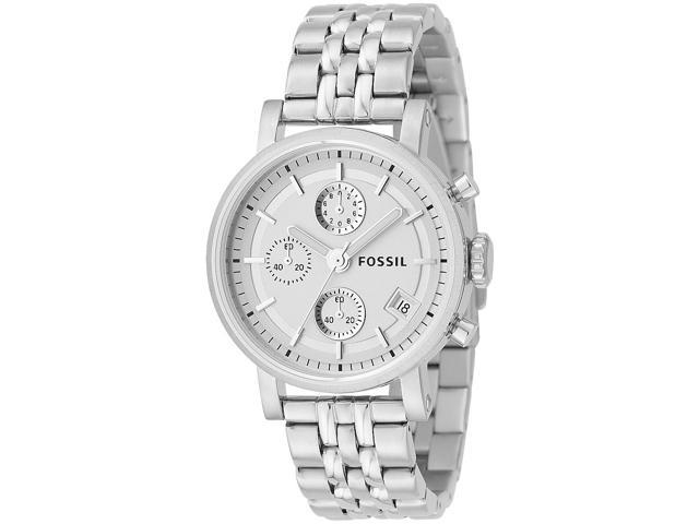 Fossil Oversized Chronograph Ladies Watch ES2198