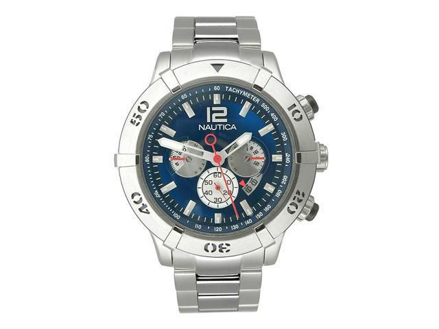 Nautica NCS-46 Chronograph Mens Watch N25009G