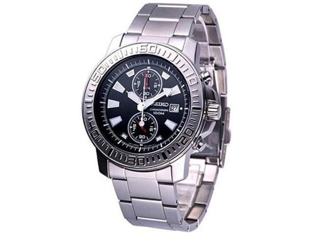 Seiko Chronograph Mens Watch SNN199