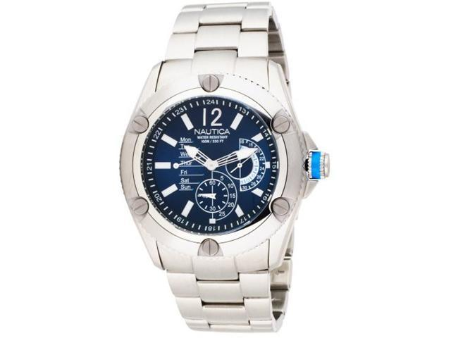 Nautica Mens Multi-Function NSR 04 Watch N17537G