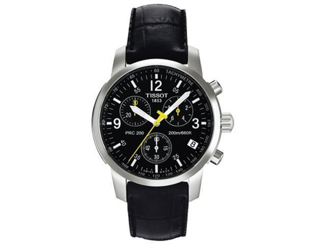 Tissot T-Sport PRC200 Chronograph Mens Watch T17152652