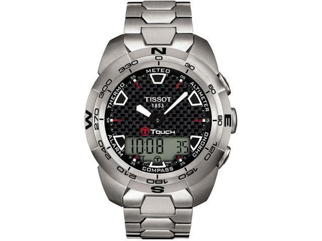Tissot T-Touch Expert Mens Watch T0134204420100