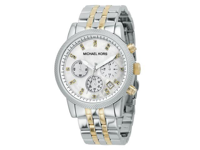 Michael Kors Ladies Two-tone Bracelet Watch MK5057