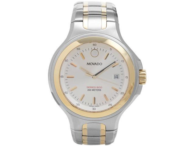 Movado Series 800 Men's Quartz Watch 2600055