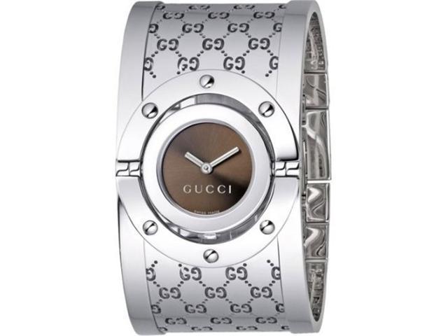 Gucci 112 Twirl Ladies Watch YA112401