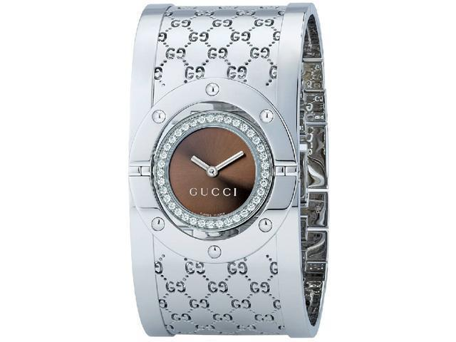 GUCCI 112 THE TWIRL LADIES WATCH YA112416