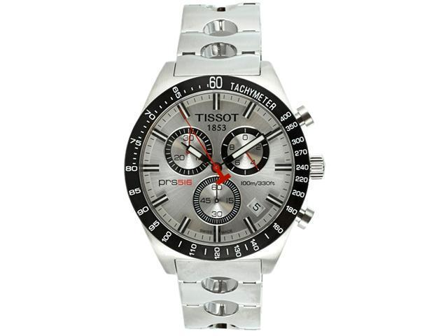 Tissot PRS 516 Mens Chrono Quartz Stainless Steel