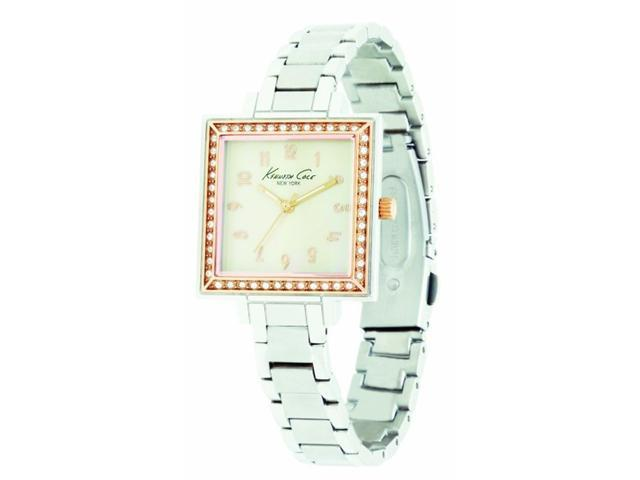 Kenneth Cole New York Hamptons Crystal Ladies Watch KC4660