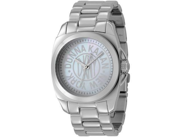 DKNY Stainless Steel Logo Watch NY4905