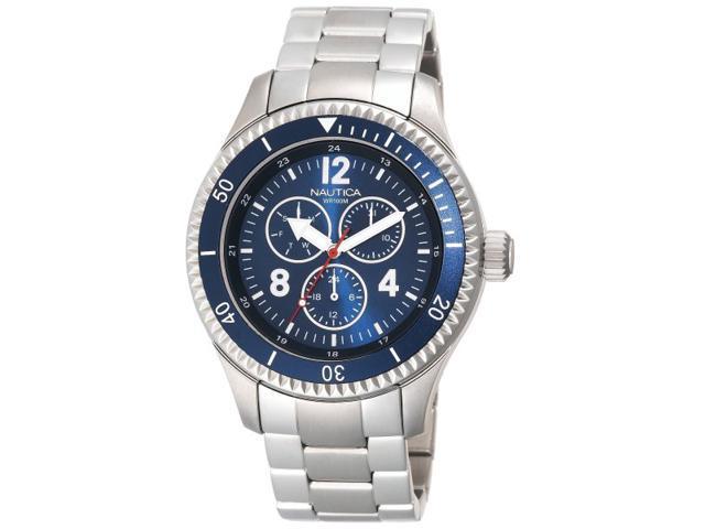 Nautica Mens Multi-Function NST 03 Watch N17001G