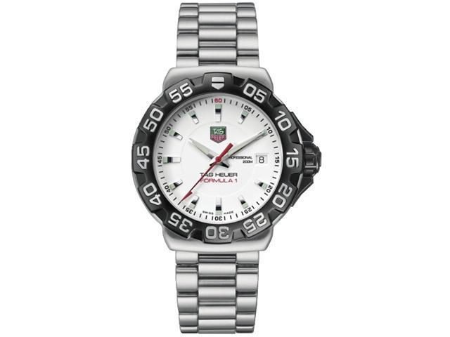 Tag Heuer Formula 1 Mens Date Quartz Stainless Steel