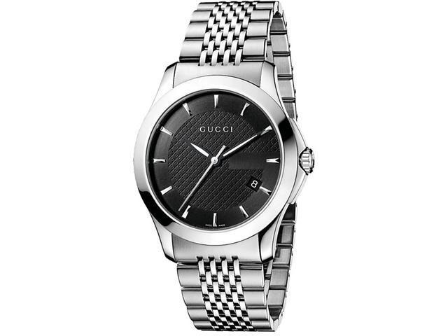 Gucci G Timeless Mens Watch YA126402