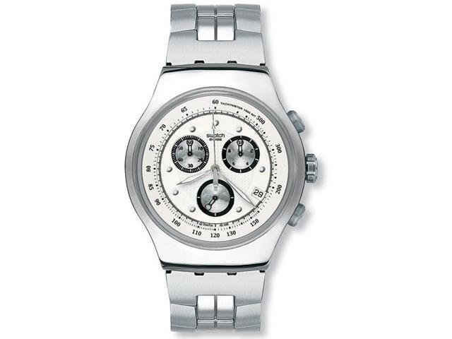 Swatch Irony The Chrono Wealthy Star Watch YOS401G