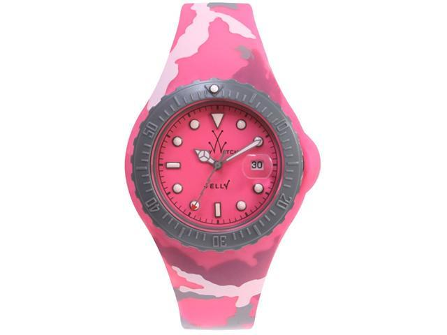Toy Watch Jelly Army Pink Camo JYA02PS
