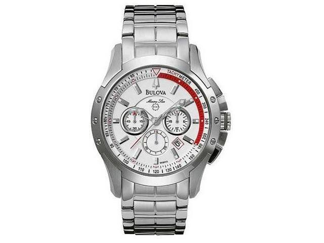 Bulova Marine Star Men's Quartz Watch 96B013