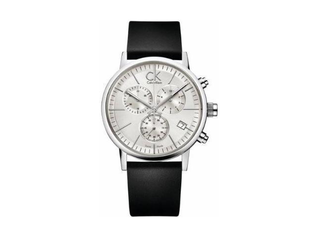 Calvin Klein Chronograph Post Minimal Mens Watch K7627120