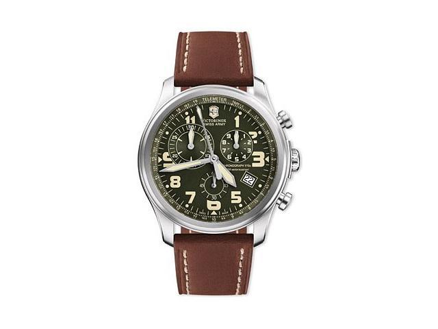 Swiss Army Infantry Vintage Chrono Mens Watch 241287