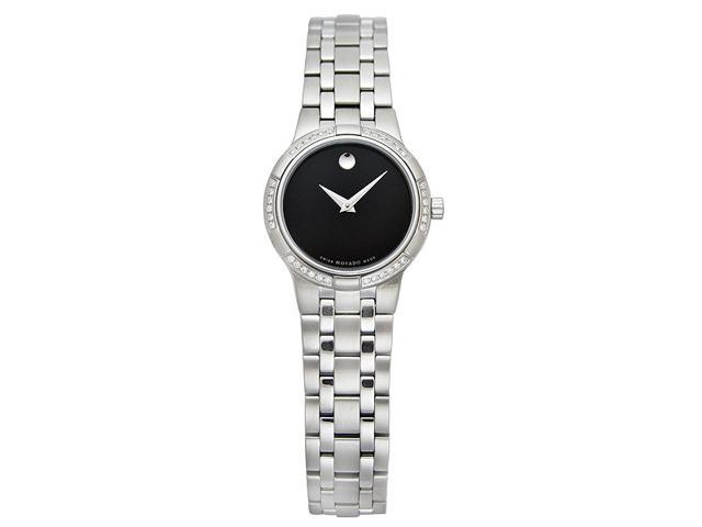 Movado Metio Ladies Watch 0605985