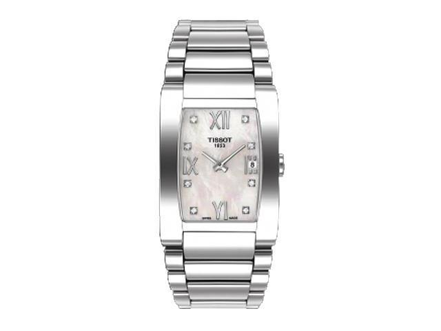 Tissot T-Trend Generosi-T Ladies Watch T0073091111600