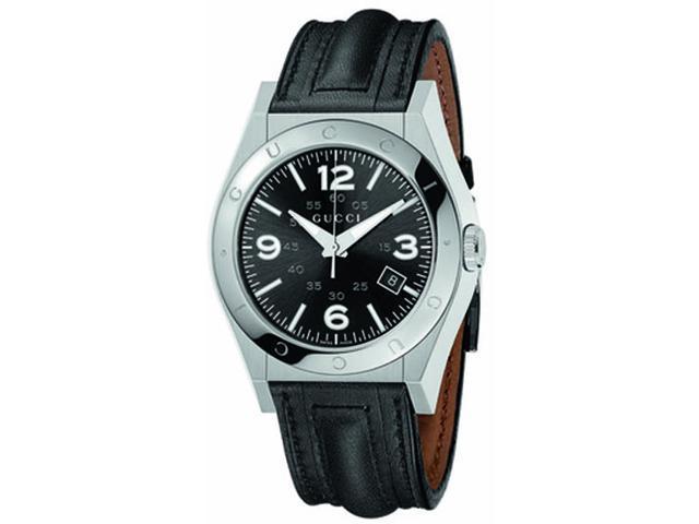 Gucci 115 Pantheon Men's Quartz Watch YA115229