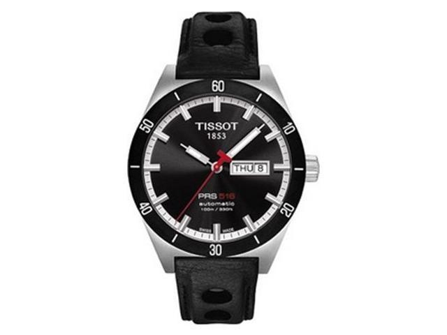 Tissot PRS 516 Mens Auto Stainless Steel Watch