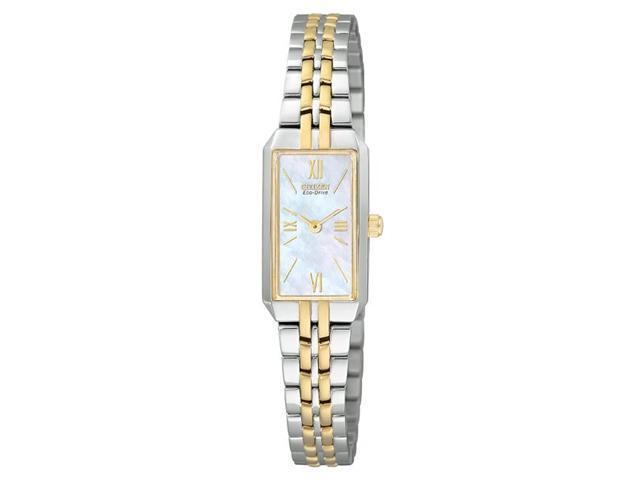 Citizen Eco-Drive Silhouette Ladies Watch EG2694-59D