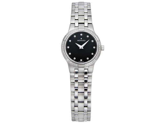 Movado Metio Ladies Watch 0606001