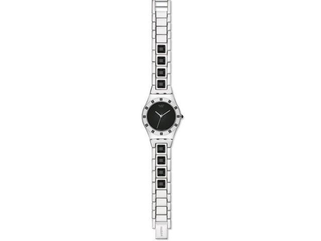 SWATCH NUIT SAUVAGE WATCH YLS155G