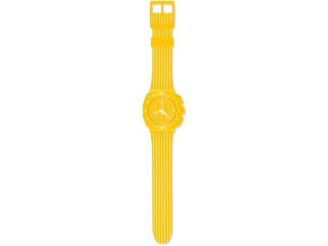 Swatch 'Yellow Run' Watch SUIJ400