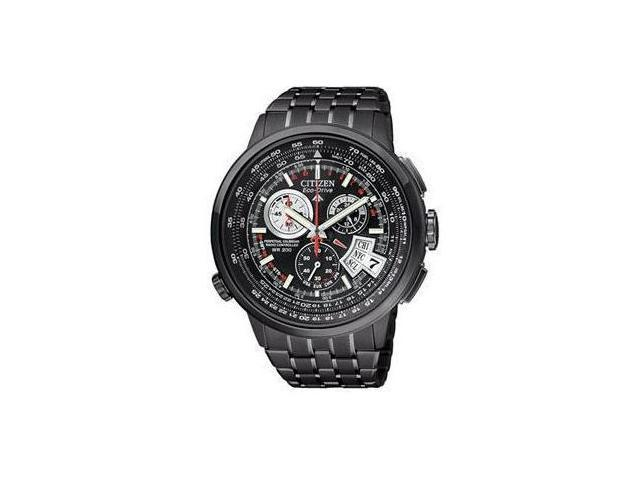 Citizen Eco-Drive Atomic Perpetual Mens Watch BY0005-52E