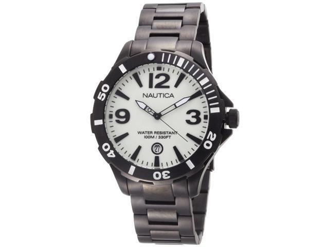 Nautica BFD 101 Diver Luminous Mens Watch N17572G