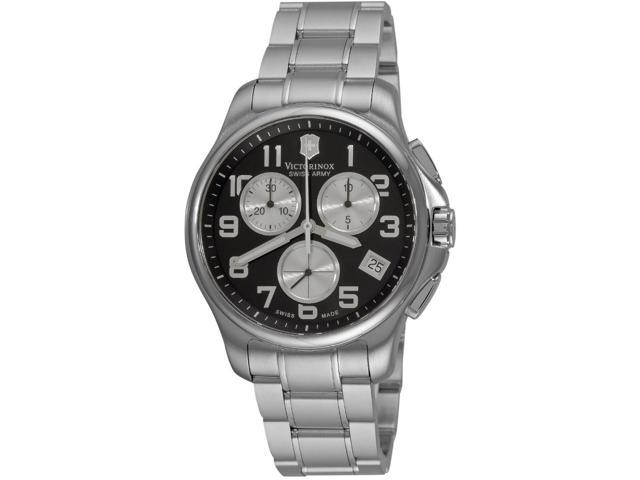 Swiss Army Victorinox Officers   Chrono Mens Watch 241455