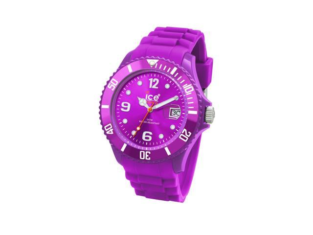 Ice-Watch Ice Sili Forever Purple Mens Watch SIPEBS09