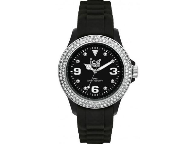 Ice-Watch Ice Sili Stone Black Ladies Watch STBSSS09