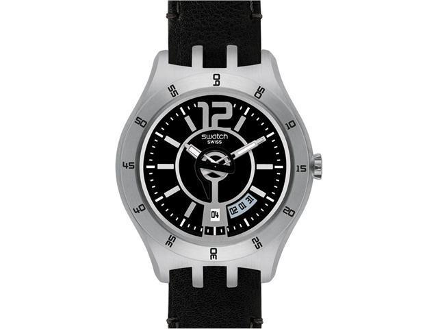 Swatch Irony In a Classic Mode Black Dial Men's watch #YTS400