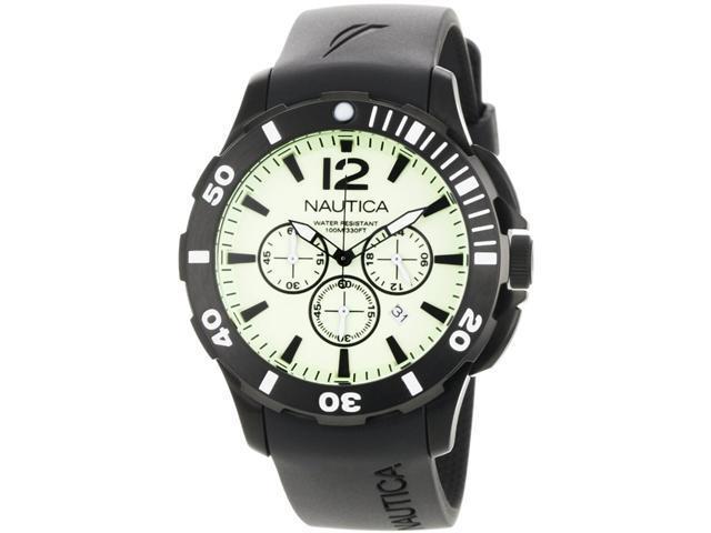 Nautica Sports Luminous Dial Men's Watch #N20059G