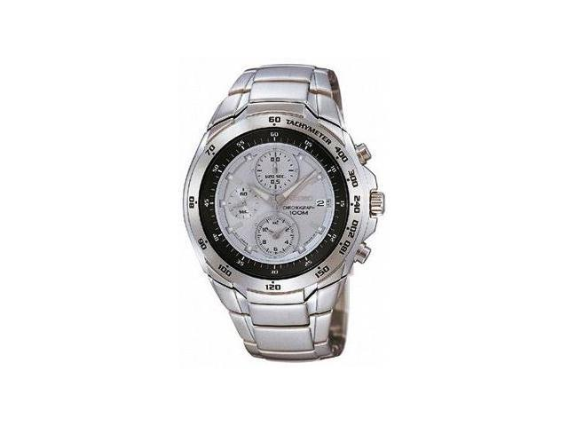 Seiko Chronograph Mens   Watch SND697
